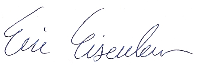 Rabbi Signature